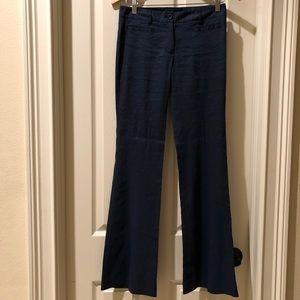 Theory Navy dress pants size 0